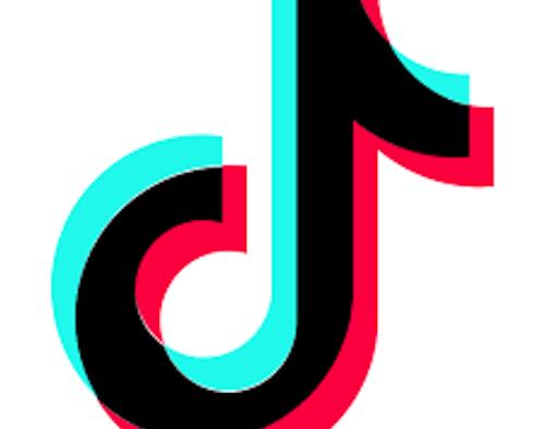 TikToks internationella logga