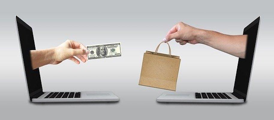 Handel över internet
